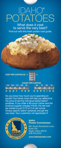 Cost Per Serving Slide Guide