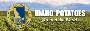 Idaho® Potatoes Around The World #1