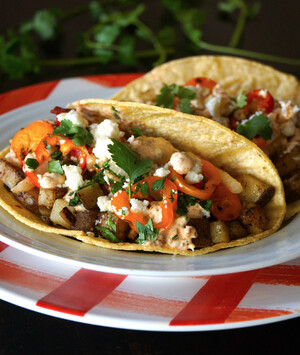 TACKLING TATER TACOS SCORE THE GRAND PRIZE IN THE IDAHO POTATO COMMISSION'S TAILGATING RECIPE CONTEST