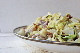 Corned Beef Red Potato Salad
