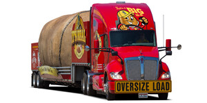 IT'S BACK!!!  THE BIG IDAHO® POTATO TRUCK HAS OFFICIALLY STARTED ITS  6TH NATIONAL TOUR