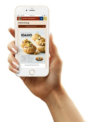 IDAHO POTATO COMMISSION WEBSITE REDESIGN IMPROVES LAYOUT, FEATURES AND MOBILE ACCESS