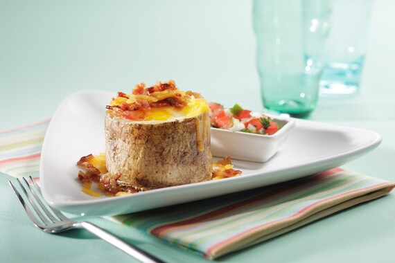 Idaho® Potato Breakfast Bake