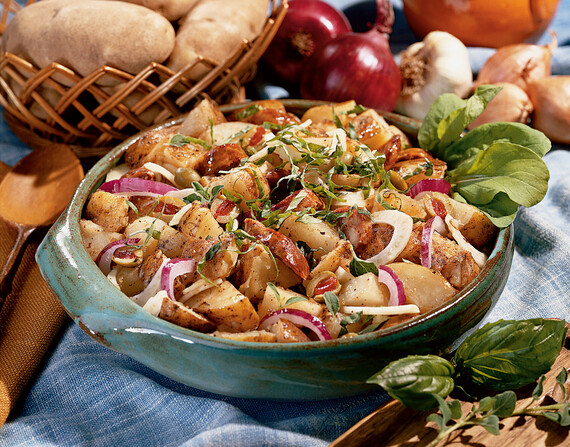Italian Idaho® Potato Salad