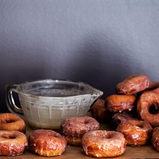 Idaho® Potato Doughnuts