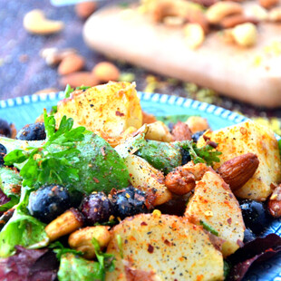 Summer Blueberry Idaho® Potato Salad
