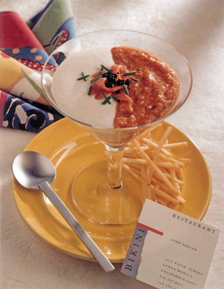 Idaho® Potato and Tomato Soup