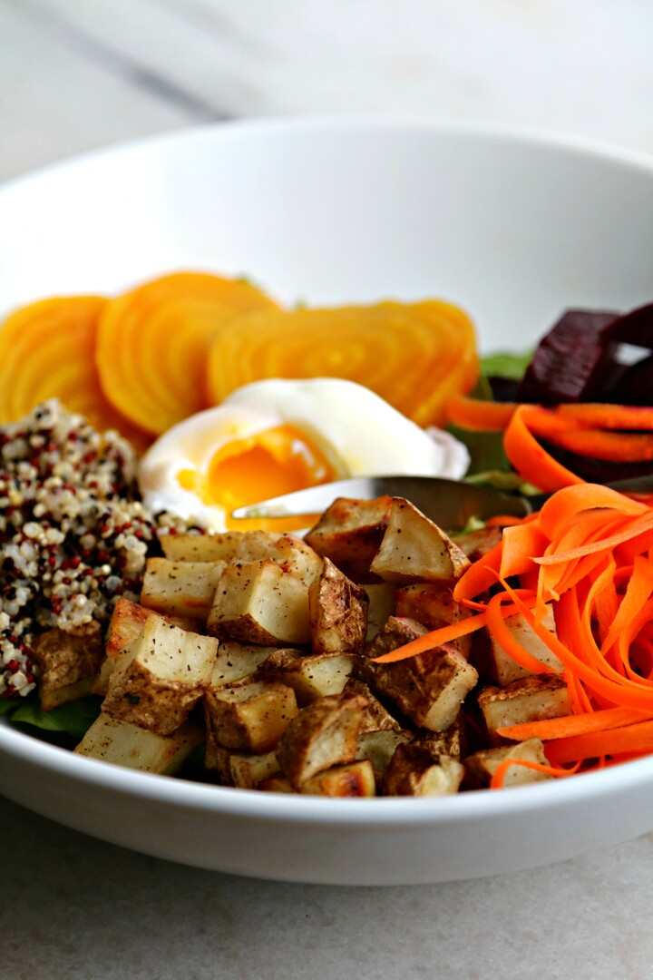 Winter Market Buddha Bowl