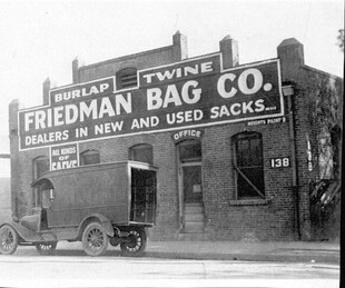 Freidman Bag Co, late 1920's