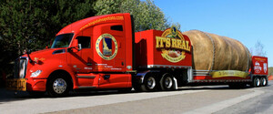 THE HEAD-TURNING JAW-DROPPING BIG IDAHO® POTATO TRUCK IS BACK ON THE ROAD FOR ITS FIFTH NATIONAL TOUR