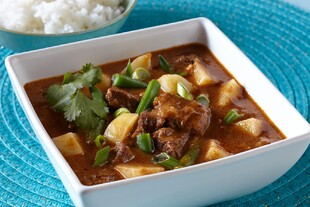 Massaman Beef And Potato Curry