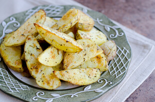 Herb-Roasted Idaho® Potato Fries