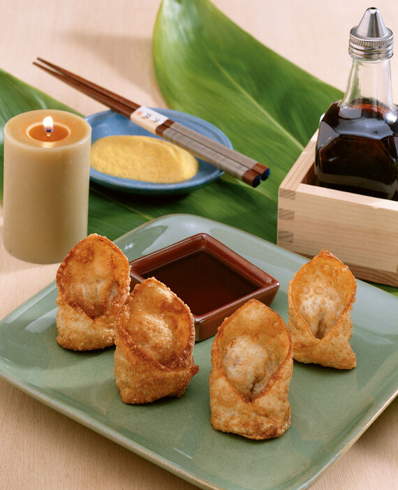 Idaho® Potato Wontons