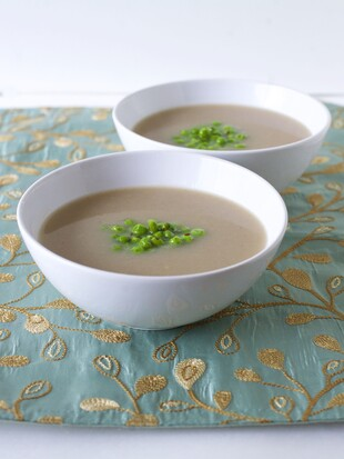 Idaho® Potato Samosa Soup