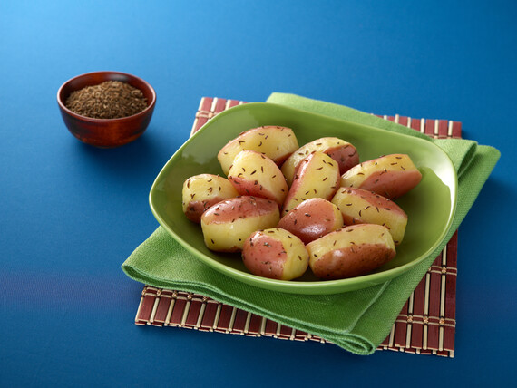 Buttermilk Idaho® French Fingerlings