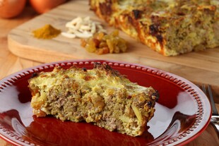 Idaho® Potato South African Curried Meatloaf (Bobotie)