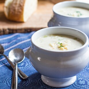 Idaho® Potato Island Chowder