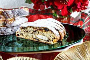 Traditional Christmas Stollen with Idaho® Potatoes