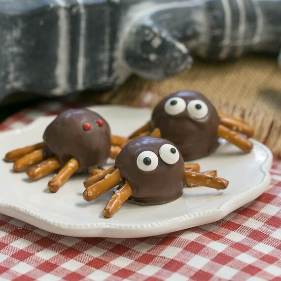 Idaho® Potato Candy Spiders