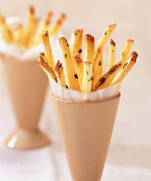 Idaho® Potato French Fries with Lime and Cilantro