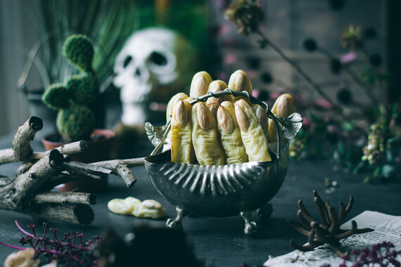 "Potato Witch ""Fingers"""