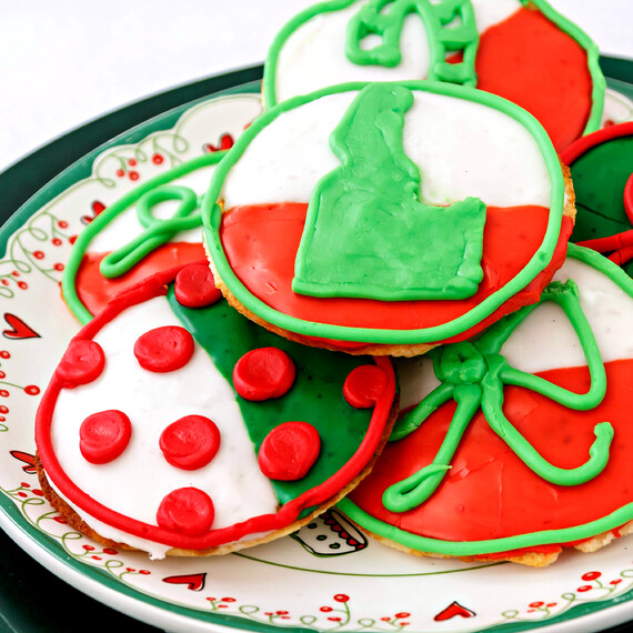 Idaho® Potato Holiday Cookies