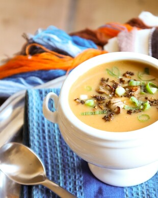 Idaho® Potato, Carrot and Lentil Soup