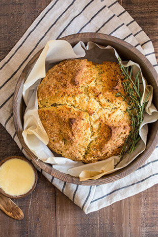 Idaho® Potato Soda Bread
