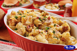 Baked Idaho® Potato Salad