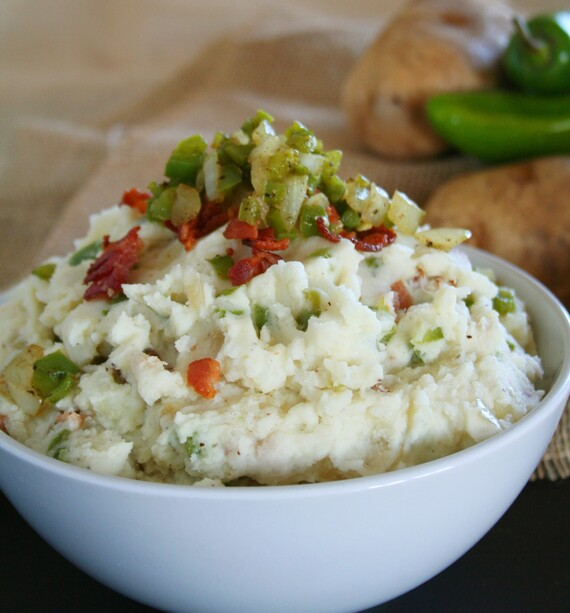 Jalapeño Mashed Idaho® Potatoes