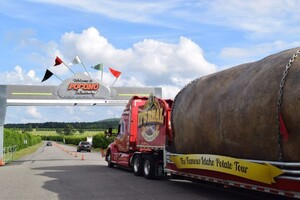 Over and Out ... The Big Idaho® Potato Truck Ends 2017 Tour