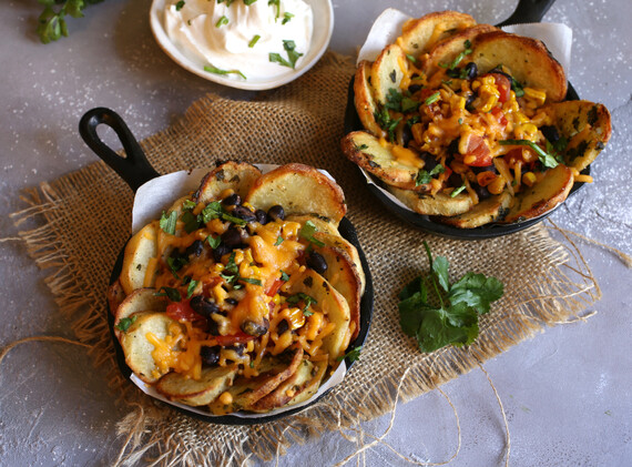Tex-Mex Idaho® Potato Nachos