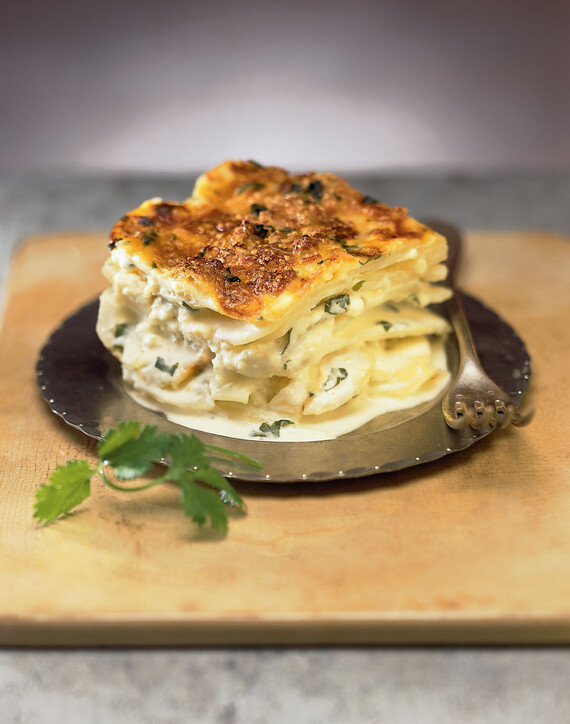 Salpicon Scalloped Potatoes