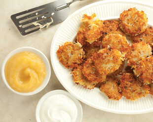 Perfect Idaho® Potato Pancakes