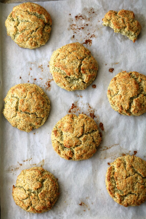 Idaho® Potato Dill Biscuits