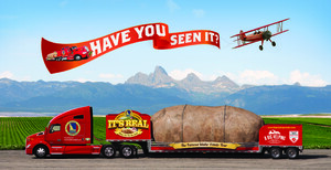 "Big Idaho Potato Truck Kicks off 2015 Tour with a New Mission That Serves ""A Big Helping"" to Local Charities"