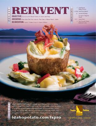 Idaho® Potato Gnocchi Coeur D'Alene