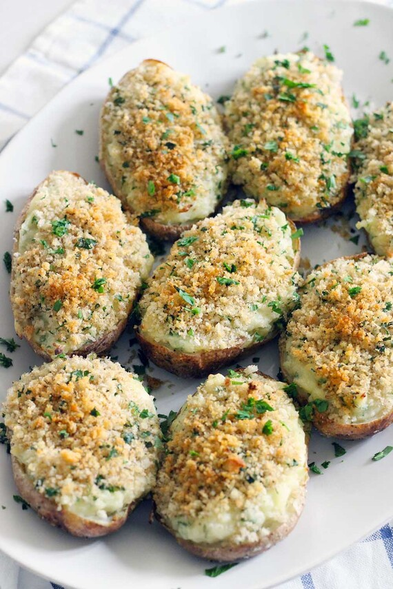 Twice Baked Idaho® Potatoes
