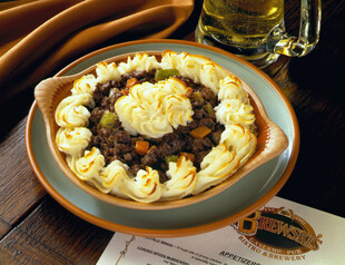Idaho® Potato Shepherd's Pie