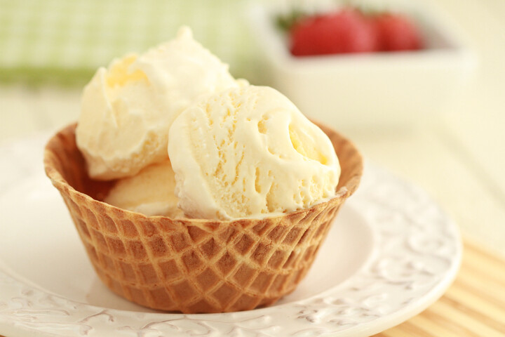 Idaho® Potato Ice Cream