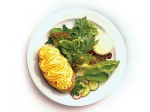 What to do with left over baked Idaho potatoes-Consumer and Foodservice_10.25.10