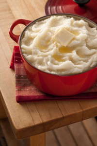 Traditional Mashed Potatoes