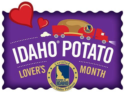 Idaho® Potato Lovers Month