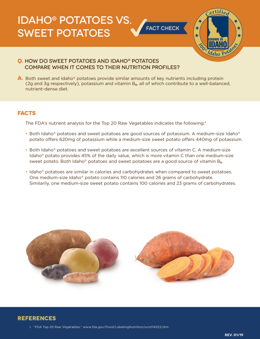 https://idahopotato.com/uploads/media/fact-sheet-idaho-potatoes-vs-sweet-potatoes.pdf