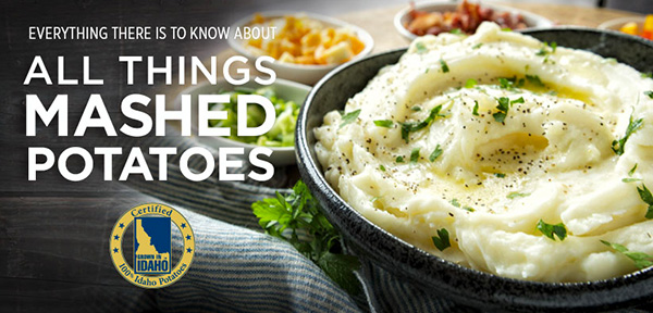 All Things Mashed Potatoes