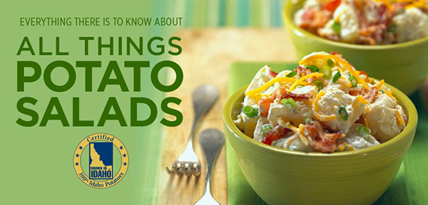 All Things Potato Salads