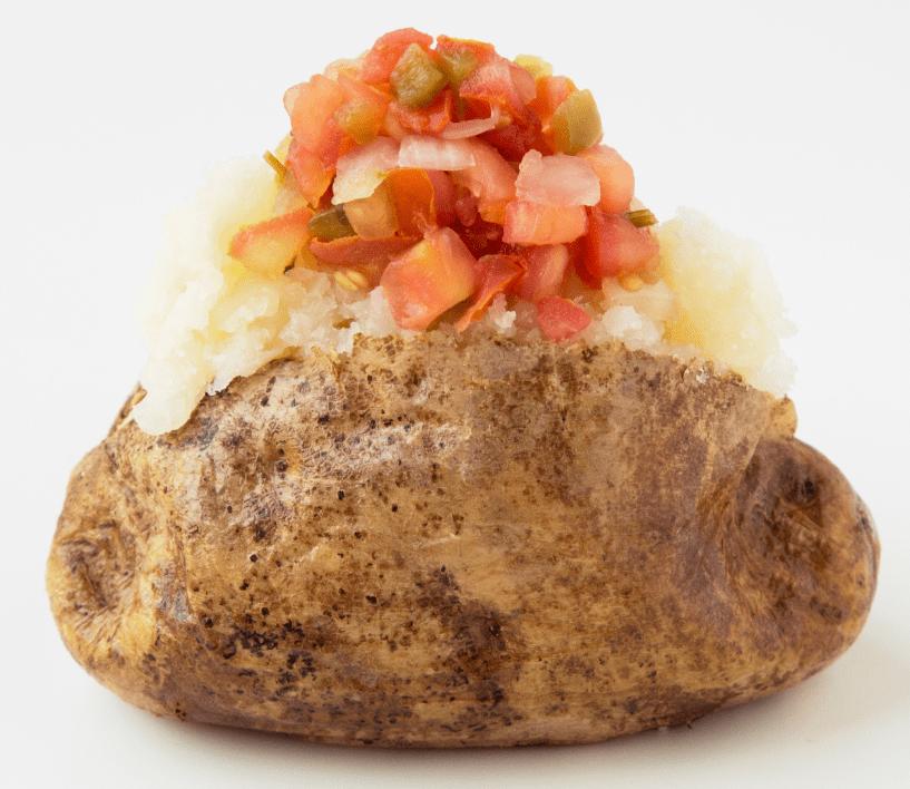 Should I Be Eating The Skin Of The Potato? | Idaho Potato