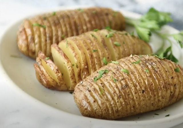Basic Hasselback Idaho