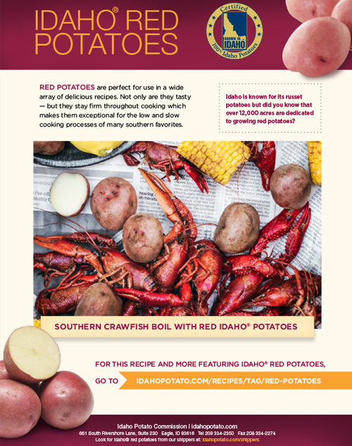 Idaho® Red Potatoes