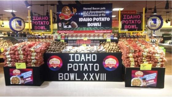Island Time: Retailers Make a Splash in 28th Annual Idaho® Potato